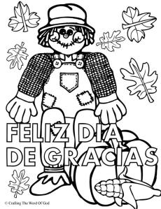 Feliz Dia De Gracias 1