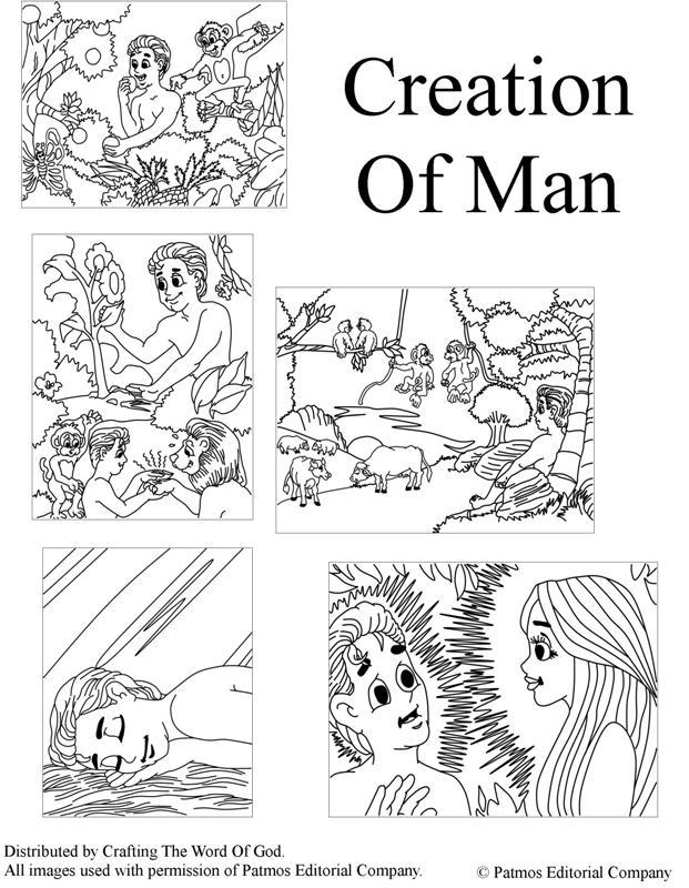 pagina para colorear « Manualidades Biblicas