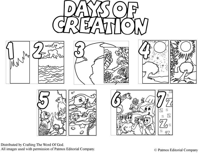 Creacion Manualidades Biblicas