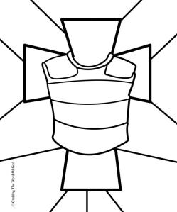 breastplate-of-righteousness-coloring-page