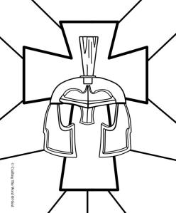 helmet-of-salvation-coloring-page